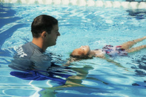 Swim Lessons at Premier Aquatic Services