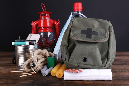 Preparing Your Family with an Emergency Preparedness Kit