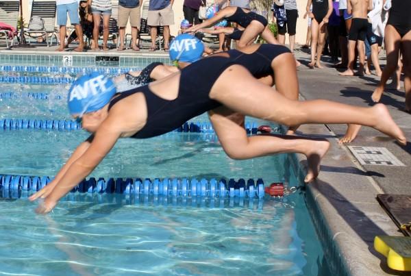 Premier Summer Swim Teams