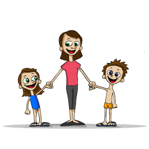 parent portal illustration
